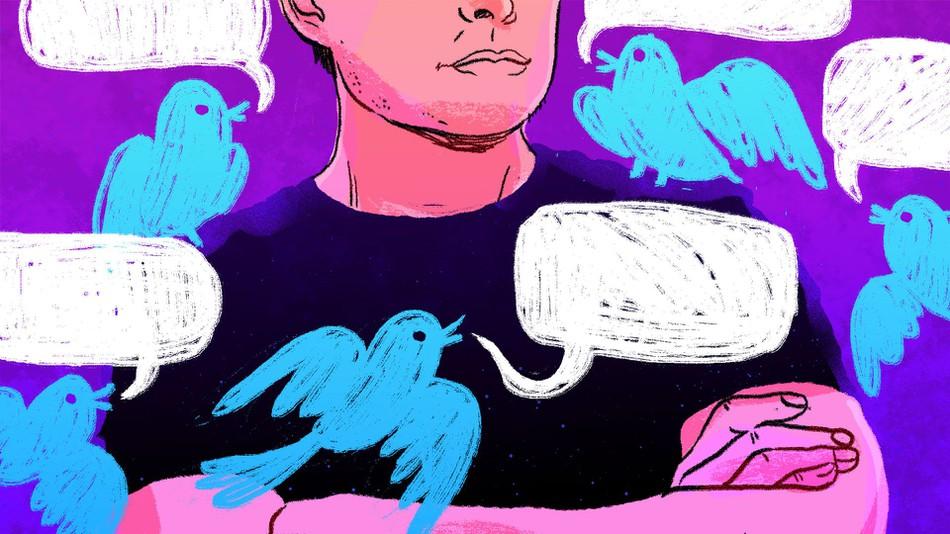 tuiteros con más seguidores en Chile