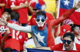 el fútbol en Chile
