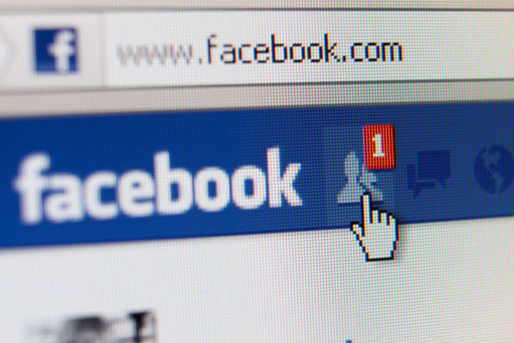 facebook verificación