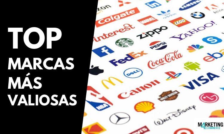 TOP 10: las marcas más valiosas del mundo (2019)