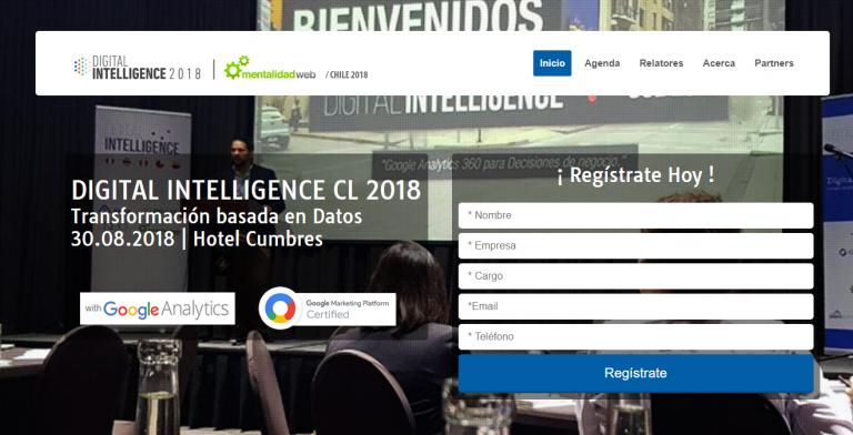 Digital Intelligence CL 2018