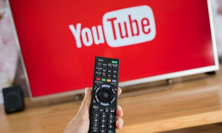 anuncios youtube tv
