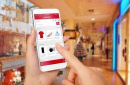celular compra temporada navideña