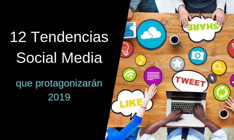 tendencias social media