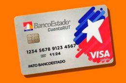 CuentaRUT Visa Débito