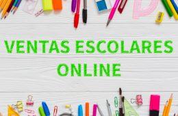 ventas escolares online