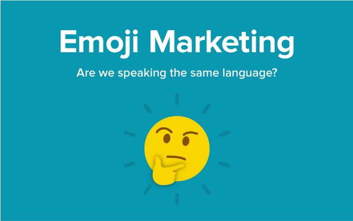 Así usamos los emojis en marketing digital [Infografía]