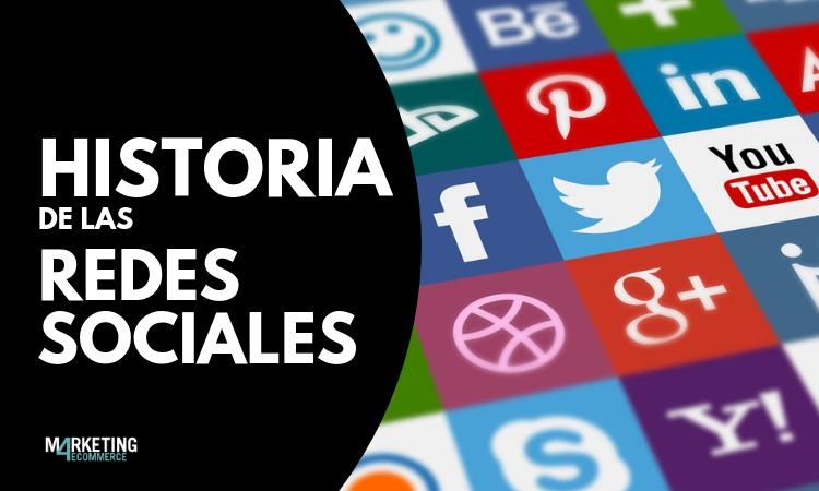 Historia de las Redes Sociales: cómo nacieron y cuál fue su evolución