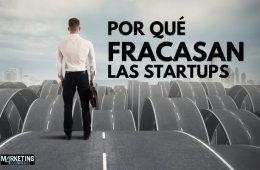 Por qué fracasan las startups: principales razones [Infografía]