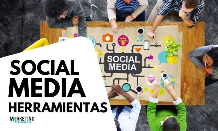 Herramientas Social Media