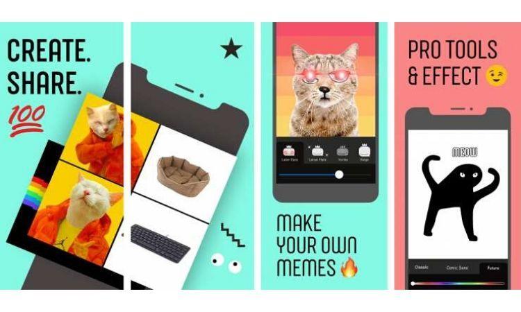 Whale, la nueva app de Facebook para ayudarte a crear memes