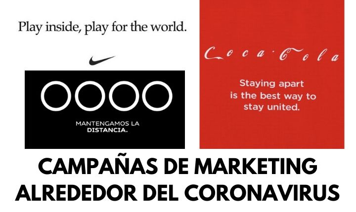 +10 creativas campañas de marketing en torno al coronavirus