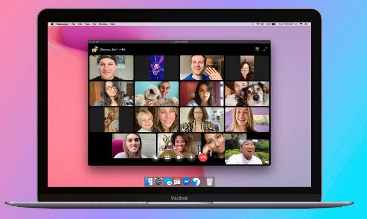 Facebook lanza Messenger Rooms para destronar a Zoom como herramienta de videollamada