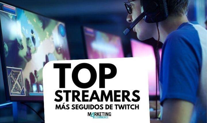 Top 20: los streamers más seguidos en Twitch en español... y en el mundo