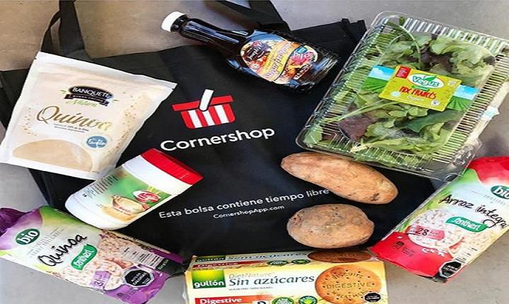 el marketplace chileno Cornershop