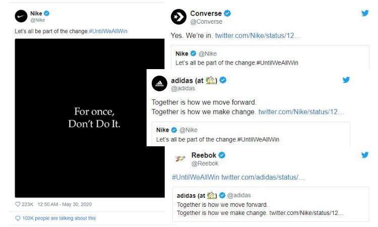 #BlackLivesMatter: qué pueden aprender las marcas del ejemplo de Nike y sus competidores