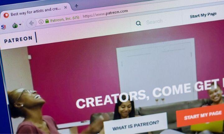 Cómo funciona Patreon, la plataforma de mecenazgo online para creadores de contenidos más popular