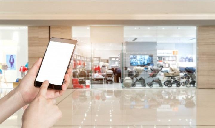 ventas online de tiendas por departamento