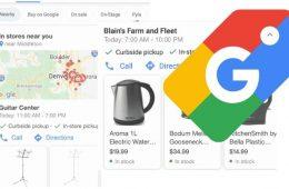 Google Shopping se hace local: nuevas funciones para ayudar a los pequeños negocios locales