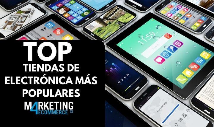 mejores tiendas de electrónica en Chile