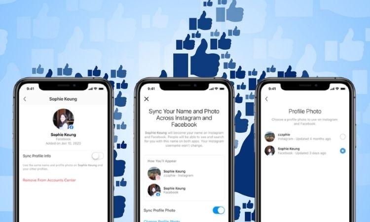 Así es el nuevo centro de cuentas de Facebook: un paso más en la integración con Instagram y Messenger