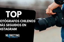 fotógrafos chilenos