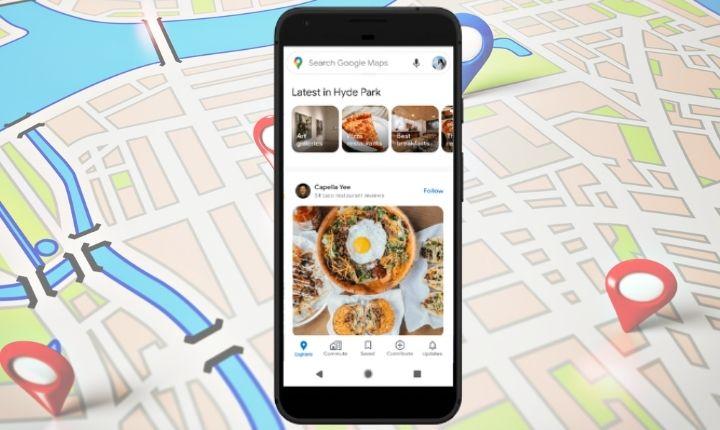Google Maps evoluciona a red social con un feed con recomendaciones, planes y gente a la que seguir