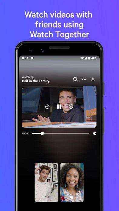 Messenger. Apps de comunicación gratuitas