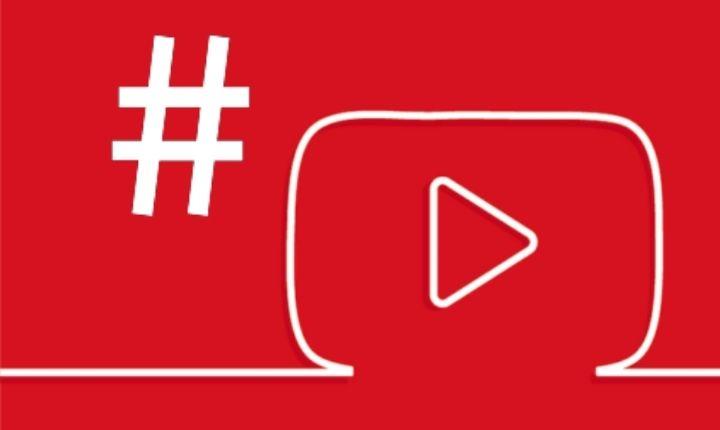 Así son las nuevas páginas de hashtag en YouTube