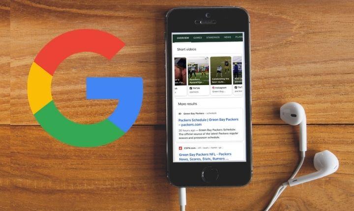 Google prueba a mostrar vídeos cortos de Instagram y TikTok en sus resultados de búsqueda