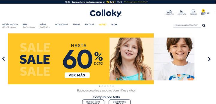 Home Colloky/ eCommerce de moda en Chile