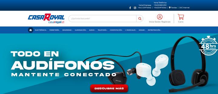 eCommerce de tecnología de Chile 1