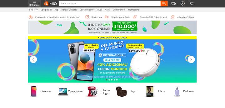 eCommerce de tecnología de Chile 3