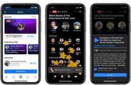 Facebook anuncia Live Audio Rooms, podcasts y herramientas de edición de audio para competir contra Clubhouse
