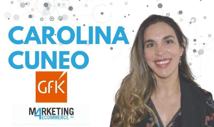 Entrevista con CAROLINA CUNEO, Head of Marketing & Consumer Insights, GfK