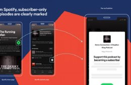 Spotify lanza (también) su plataforma de suscripción de pago para podcasts