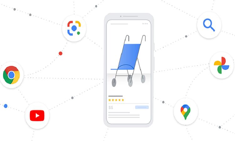 Google refuerza su apuesta por el eCommerce: alianza con Shopify, nuevo Shopping Graph y productos en Google Lens