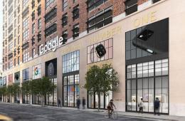 Así será la primera tienda física de Google