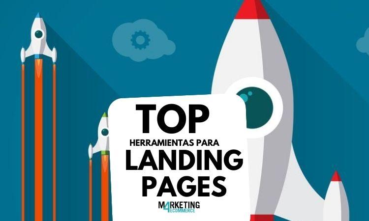 Top 20: las mejores herramientas para crear landing pages... y aumentar tu ratio de conversión
