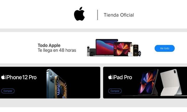 Apple en Chile