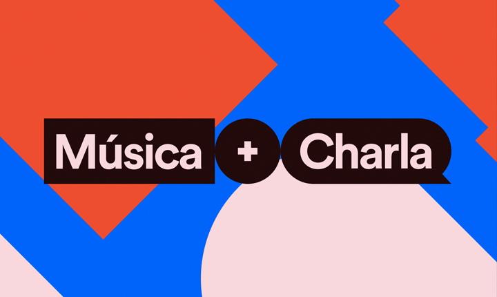 Música + Charla