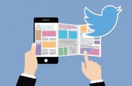 de los internautas en Chile elige Twitter como medio de noticias