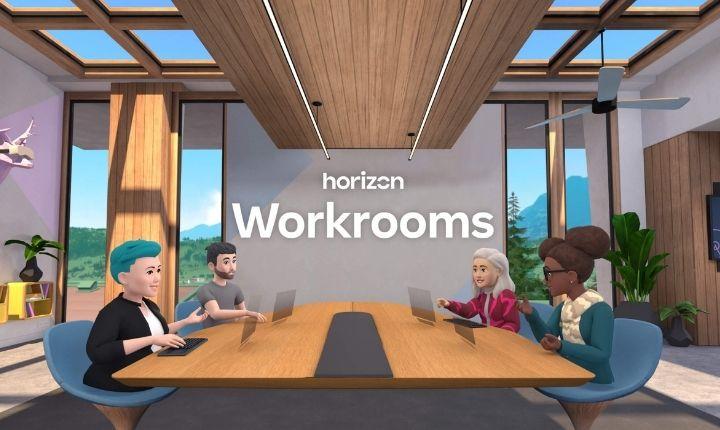 Facebook Workrooms, una nueva propuesta para unir trabajo en remoto y realidad virtual