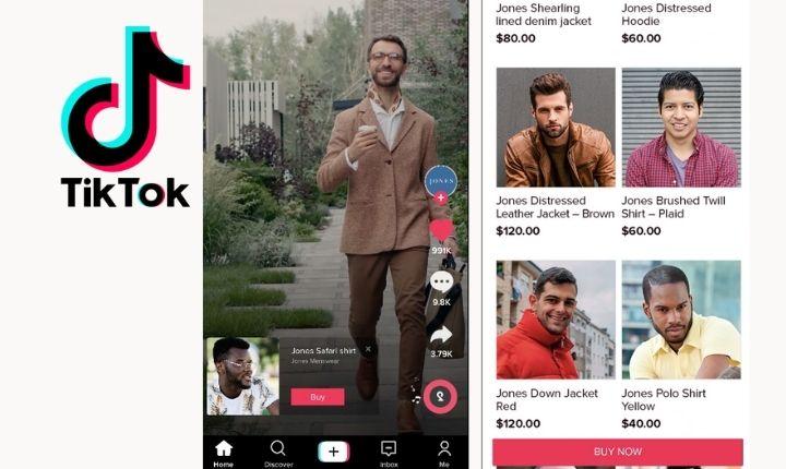 TikTok Shopping, product links y live streaming commerce: la app de moda presenta nuevas herramientas para vendedores