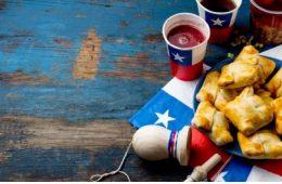 chilenos en las fiestas patrias